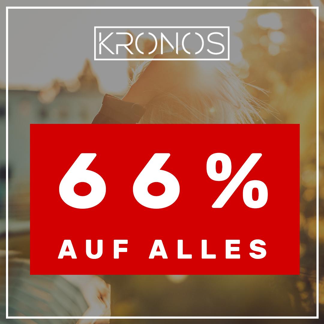 66% Rabatt auf alles bei Kronos Jewelry [Black Friday]
