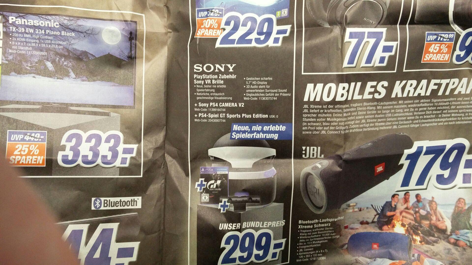 PSVR+Gt Sport +Camera v2=299€