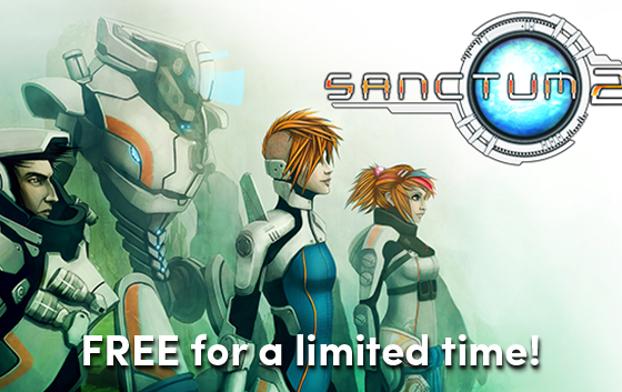 Sanctum 2 kostenlos im Humble Store [Humble Bundle]