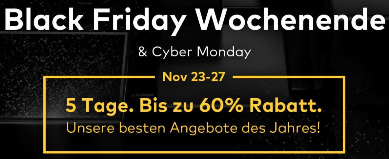 Rhinoshield Black Friday Sale - Bis zu 60% Rabatt - Smartphone Bumper Schutzhüllen und Schutzfolien