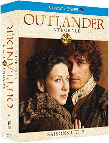 [Amazon.fr] Outlander - Staffel 1 & 2 mit digitaler Kopie (auf Englisch & Französisch!)