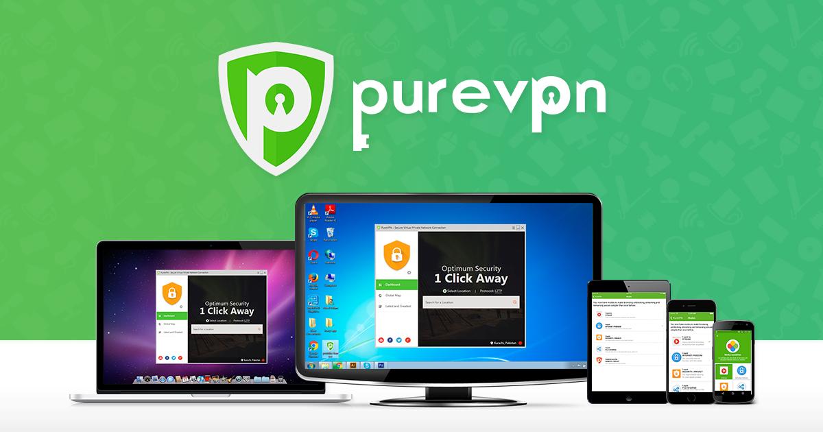 VPN [PureVPN] [Black Friday] 89% Rabatt - 5 Jahre für 69,99$/~59€ (0,98€/Monat)