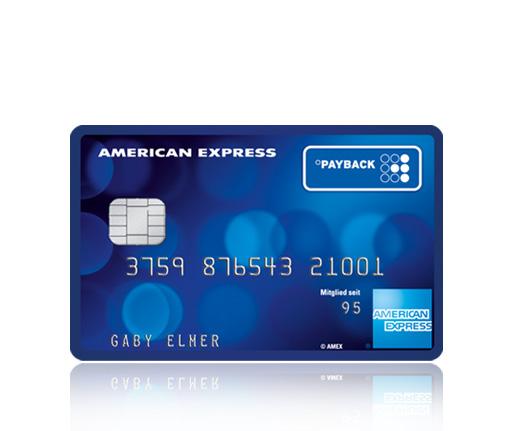Dauerhaft kostenlose Payback American Express Kreditkarte inkl. 30€ Guthaben