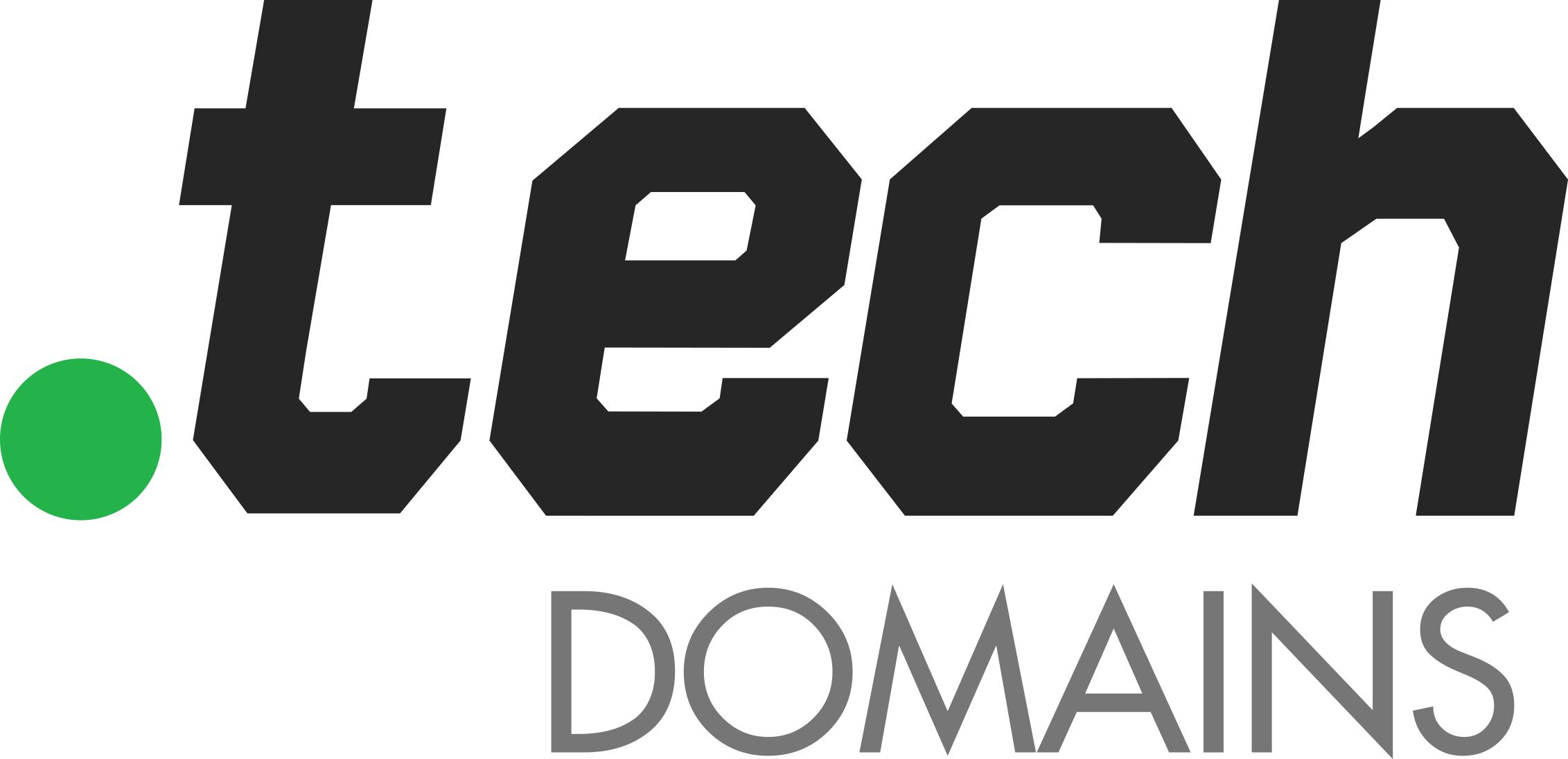 .tech Domain für 10 Jahre