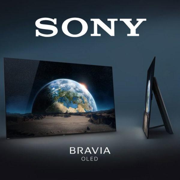 Sony KD-65A1 – 65″ 4K HDR OLED-Fernseher reduziert bei HeimkinoWelt