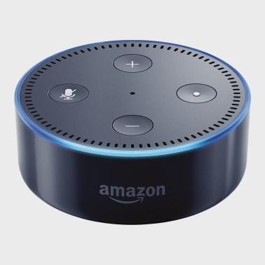 [Lufthansa Worldshop] Amazon Echo Dot für 30 Euro