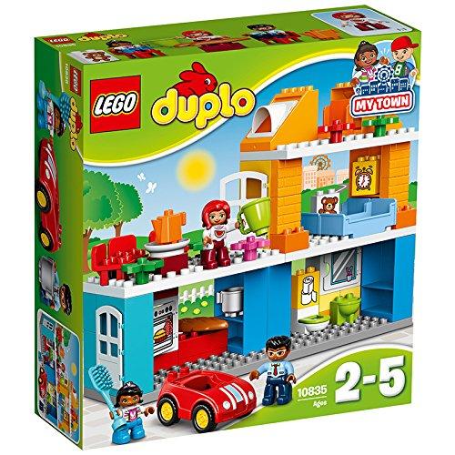 [Amazon Prime only] Lego 10835 Duplo Familienhaus, Spielzeug für Dreijährige