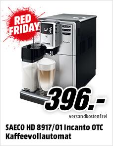 ( Media Markt - Red Friday ) Saeco Incanto HD8917/01