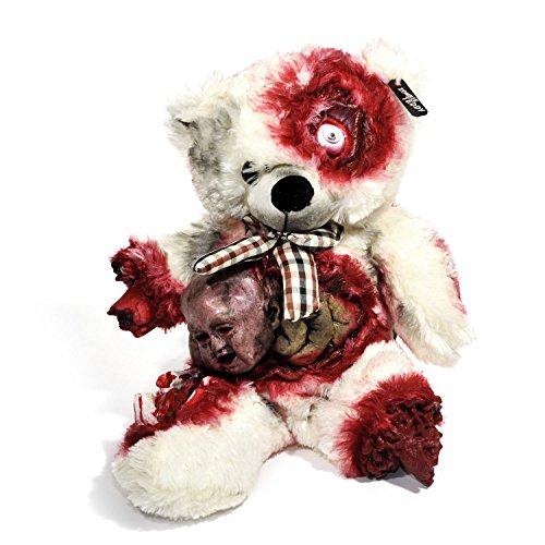 Halloween Teddybär - schlau sein, antizyklisch kaufen [amazon]