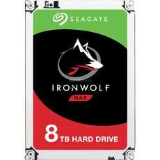 8TB Seagate IRONWOLF 199,90€ Alternate
