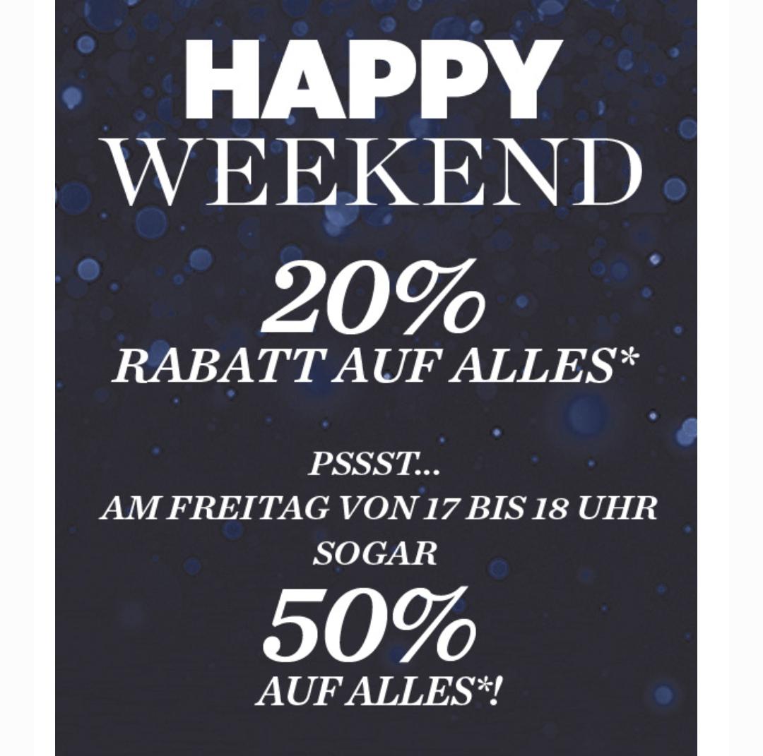 [K&L-Ruppert] 50% auf ALLES Black Friday 17-18 Uhr