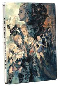 Final Fantasy XII: The Zodiac Age Steelbook Edition (PS4) für 22,30€ (ShopTo)