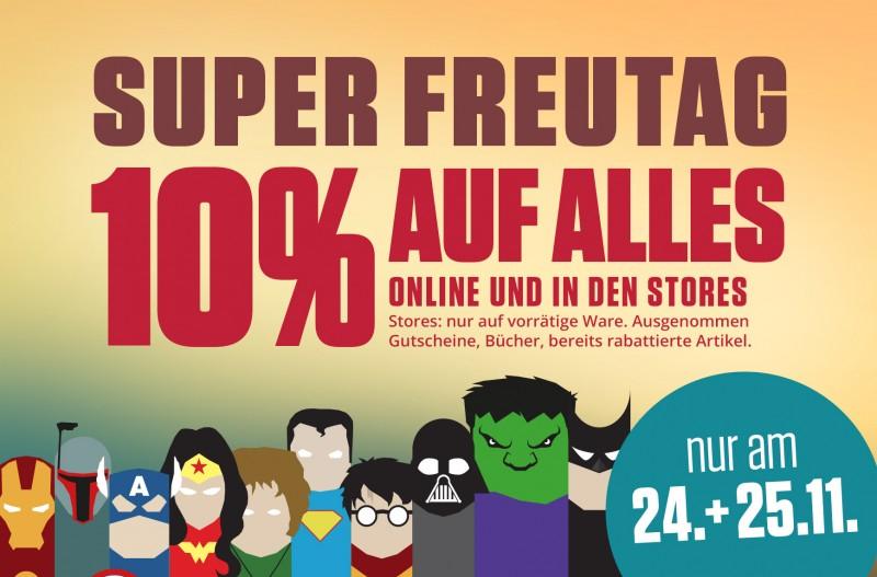 Elbenwald 10% auf alles!