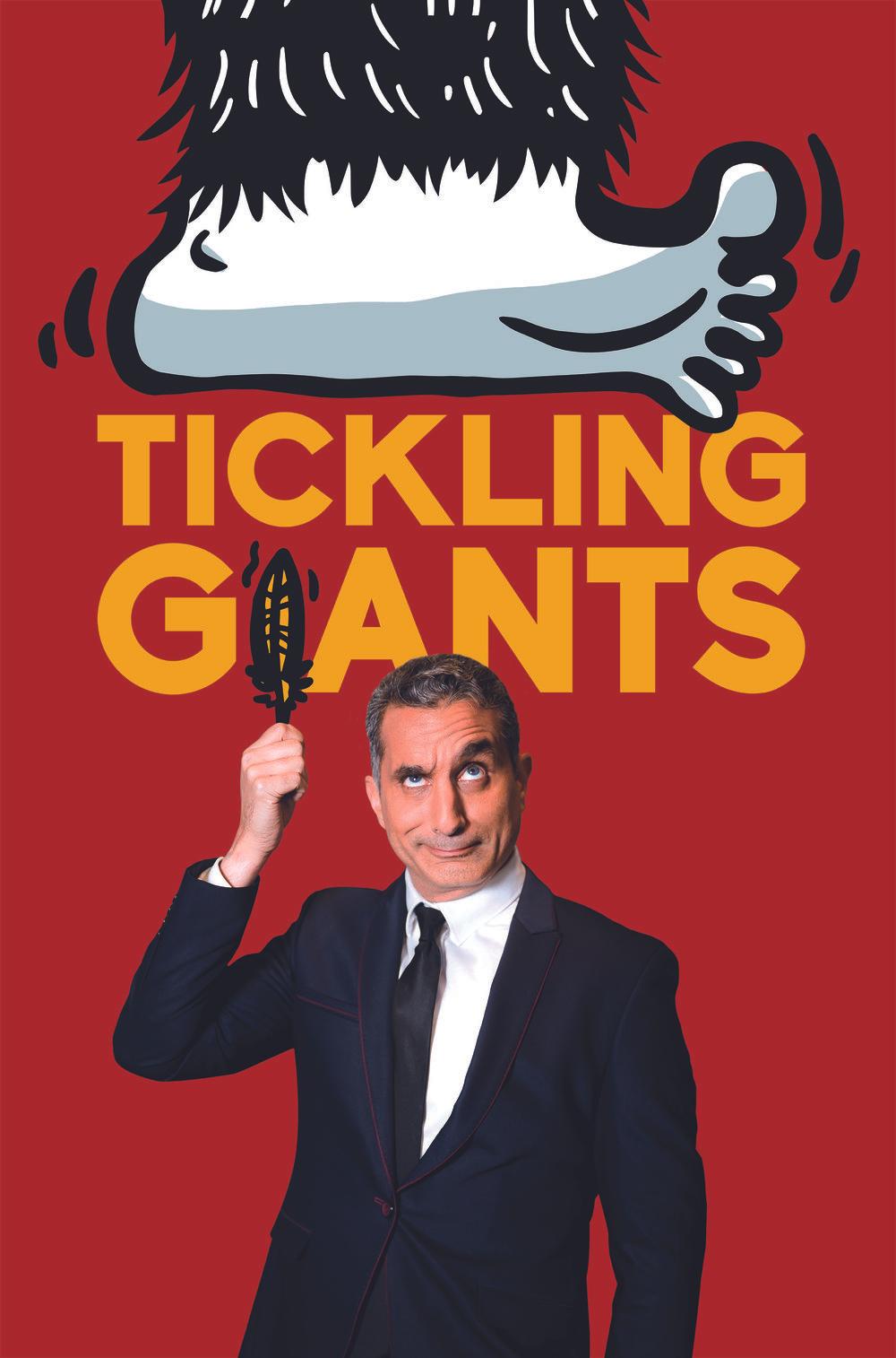 Doku: Tickling Giants - Humor als Waffe (TV-Stream + DL)