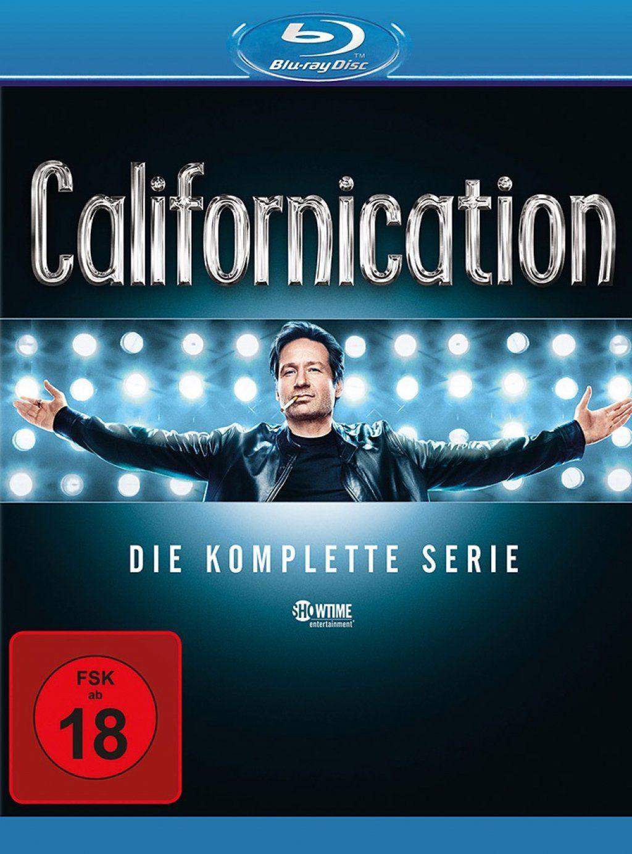 Californication - Die komplette Serie Blu Ray
