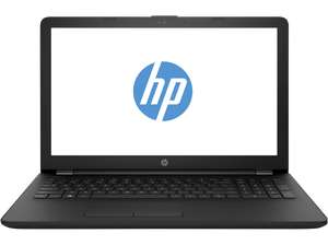 MediaMarkt: HP 15-bs036ng Notebook (15.6 Zoll, 4GB RAM, 1TB HDD, Celeron N3060, Win10 Home, USB 3.1, DVD-Brenner)