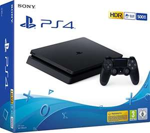 PlayStation 4 - Konsole (500GB, schwarz, E-Chassis)