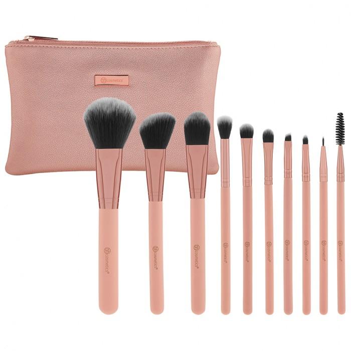 35% Rabatt auf Make-Up Paletten, Pinselsets und Lippenstifte
