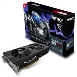 """Nochmals """"Nitro+ Radeon RX 580 8G, 8192 MB GDDR5"""" (Lieferung ab 08.12.2017)"""