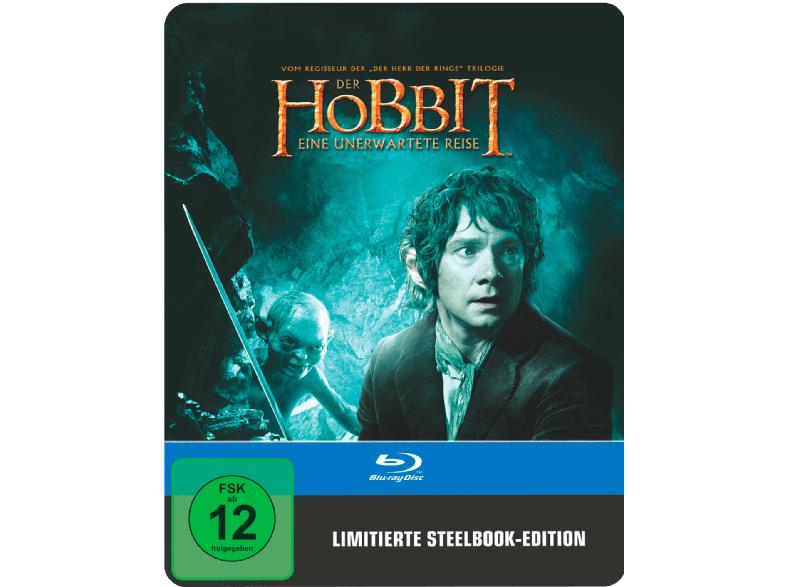 Der Hobbit: Eine unerwartete Reise Steelbook Edition (Blu-ray) für 5,99€ versandkostenfrei (Saturn)