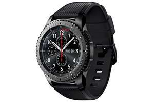 Samsung SM-R760NDAADBT Gear S3 frontier Smartwatch für 249€ bei Amazon !