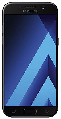 Samsung Galaxy A5 (2017) Smartphone ( 13,22 cm(5,2 Zoll) Touch-Display, 32 GB Speicher, Android 6.0) schwarz