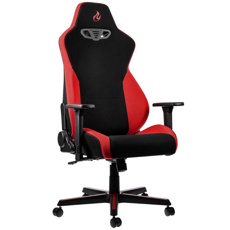 Nitro Concepts S300 Gaming Stuhl mit Stoffbezug zum Bestpreis