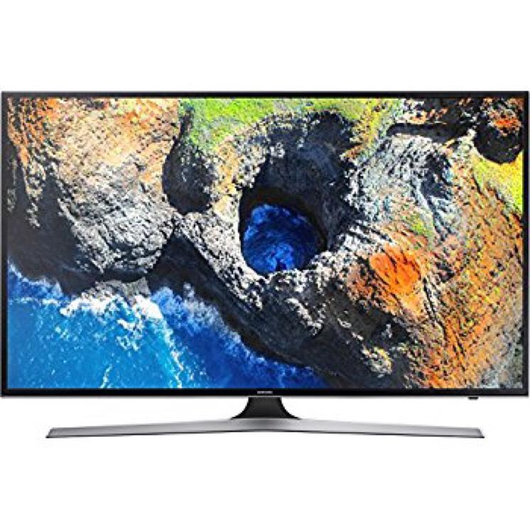 Samsung MU6199 147cm (58 Zoll) Fernseher (Ultra HD, HDR, Triple Tuner, Smart TV)