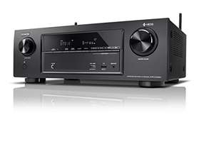 Amazon Black Friday AV-Receiver Denon AVR-X1400H 7.2 inkl. Heos HDR