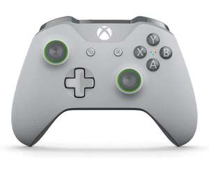Xbox one S Controller Grey and Green (Amazon)