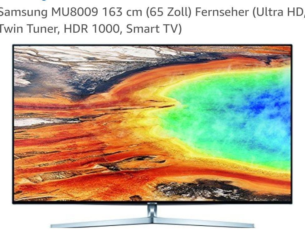 """Samsung mu8009 65"""" Amazon"""