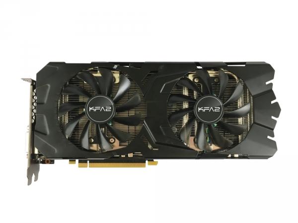 [ONE.DE] KFA² Geforce GTX 1080 EX OC 8GB