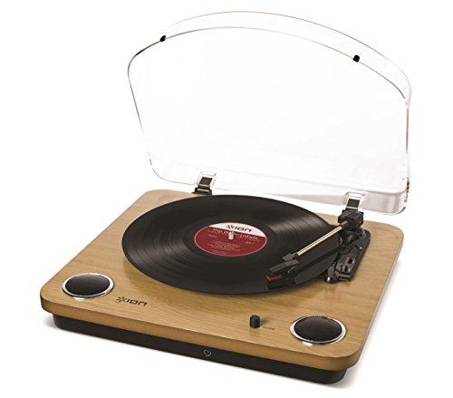 ION Audio Max Plattenspieler inkl. Lautsprecher