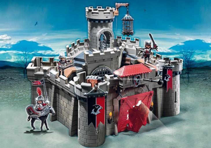 30% Playmobil +10% Shoop z. Bsp. Falkenritterburg bis 30%Rabatt