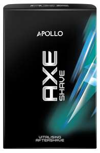 AXE Aftershave Apollo, 3er Pack (3x 100 ml)