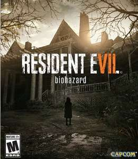 Resident Evil 7 Amazon.co.uk
