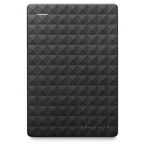 Amazon zieht nach Seagate Expansion Portable, 2TB, externe tragbare Festplatte; USB 3.0, PC & PS4 (STEA2000400)