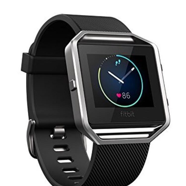 Fitbit Blaze schwarz S, L - verschiedene Farben - Amazon