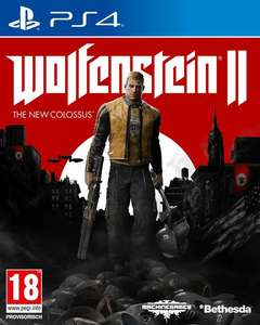 [lokal;CH]Wolfenstein the New Colossus ps4