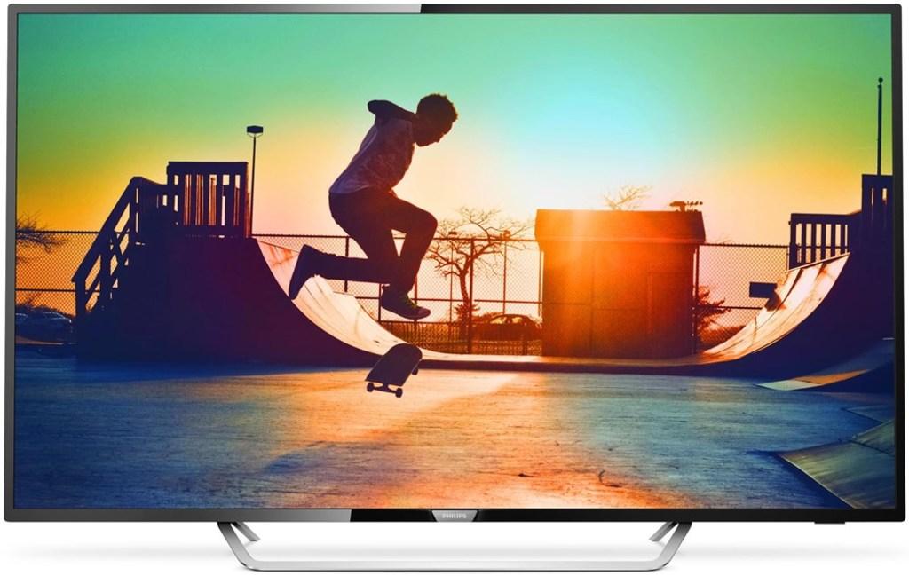"""Philips 65PUS6162/12 65"""" Ultraflacher 4K Smart LED-Fernseher"""
