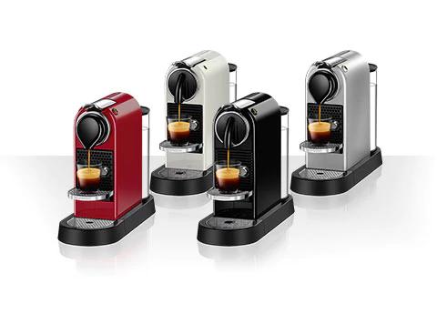 Nespresso-Deal: 40% auf CitiZ-Maschinen + 40€ Guthaben