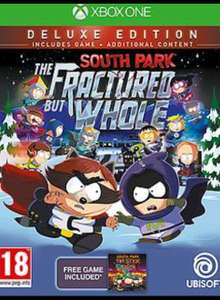 South Park: The Fractured But Whole Deluxe Edition (XBOX ONE/PS4) für 37€ inkl versand best preis black friday
