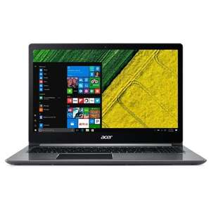 Acer Swift 3 SF315-51-30WX Notebook grau i3-7100U 256 GB SSD (Black Friday)