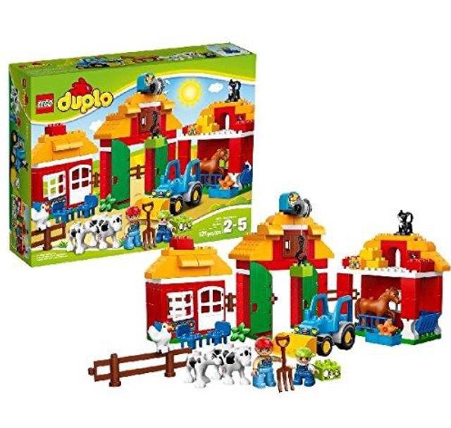 Lego Duplo 10525 Grosser Bauernhof bei Toys R US