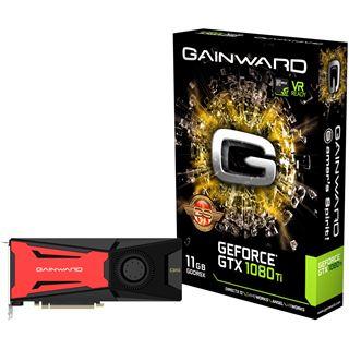 nVidia GTX Gainward GTX 1080 Ti Golden Sample