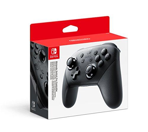 [Amazon.de] Nintendo Switch Pro Controller für 55,99€ [WIEDER ONLINE!]