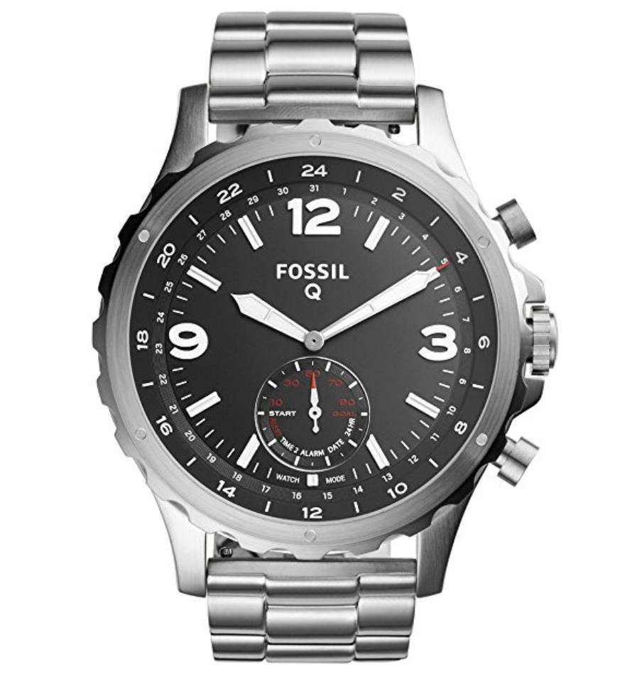 [Amazon] Fossil Q Herren & Damem Hybrid Smartwatchversch. Modelle