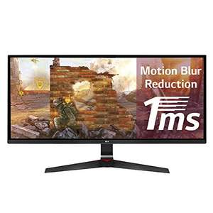 "[amazon.es] LG 29UM69G 29"" UltraWide Gaming Monitor (2560x1080, IPS-Panel, 5ms, 99% sRGB, AMD FreeSync, 75 Hz, Picture-in-Picture, USB-C mit DP)"