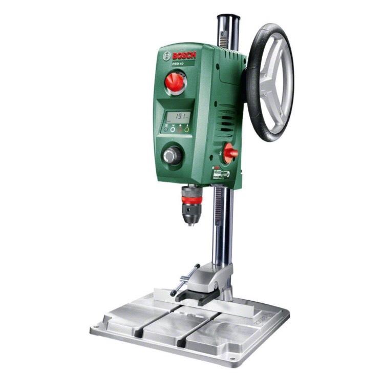 Bosch PBD 40 Tischbohrmaschine für 152,99€, Idealo: 212,99 €