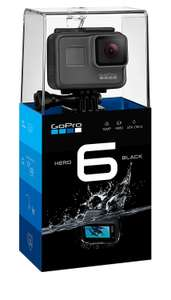 GoPro Hero6 schwarz Kamera bei Amazon.it
